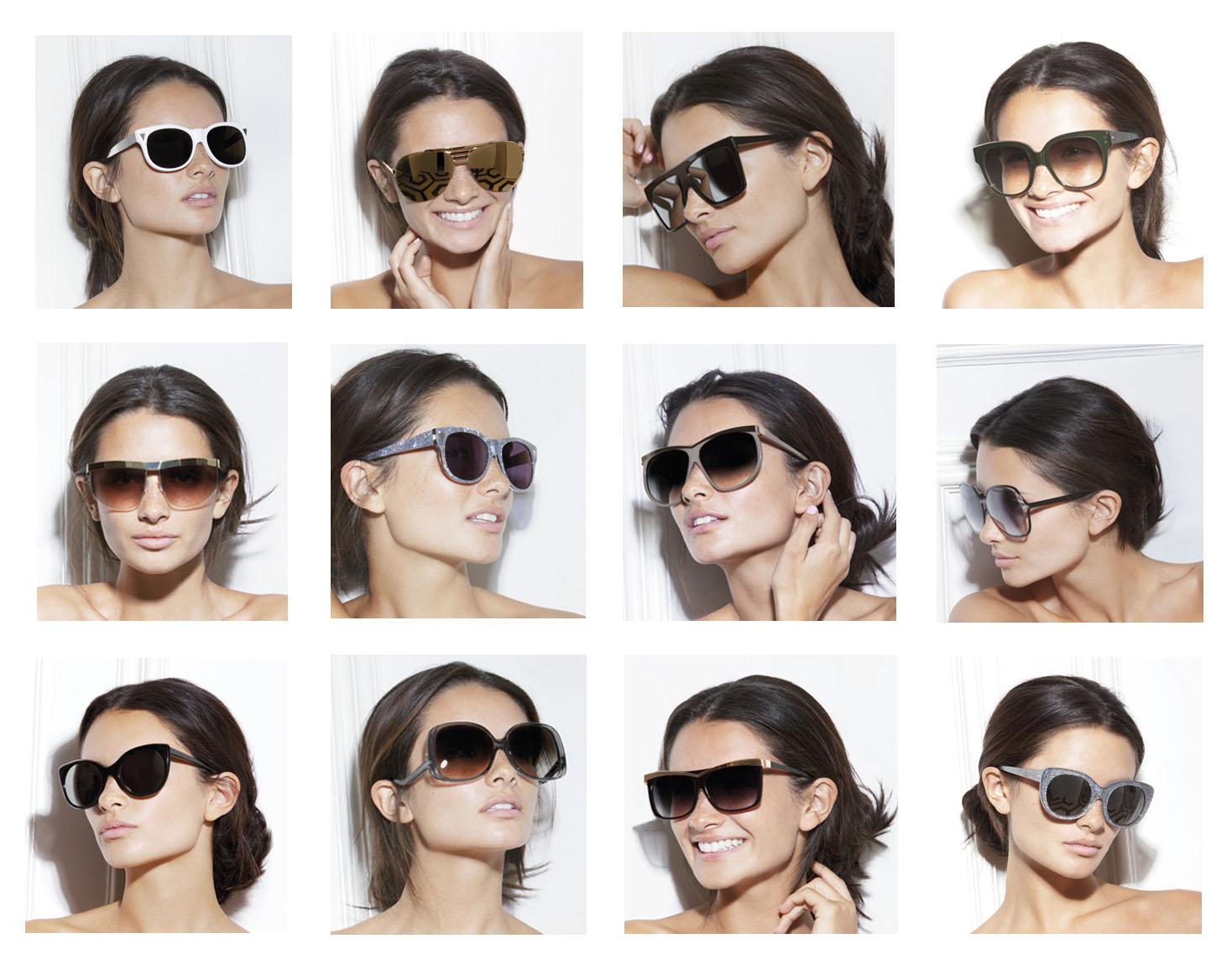 Elige Las Mejores Gafas De Sol De Acuerdo A Tu Rostro Estilo En La Ciudad